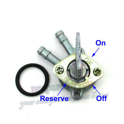 Fuel Switch Petcock For Honda TRX70 TRX125 ATC70 ATC110 CT70 CT90 CT110 ATV Quad