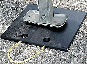Clear One Trailer Accessories TC146 Jack Pad