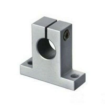 4pcs ID10mm SK10 linear rail shaft Mounting Blocks support XYZ table CNC Router