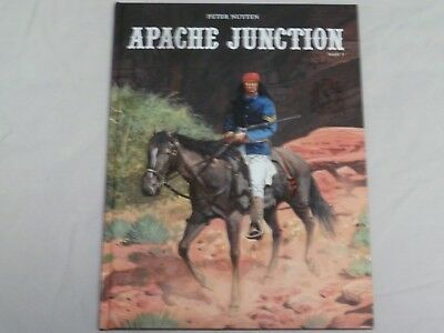 Peter Nuyten - Apache Junction 1. - hc - 2011 - 1e druk