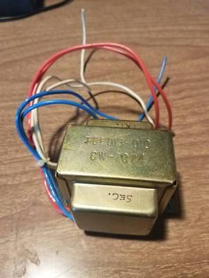 Tai Chang Electronics transformer? TCE013-010, CW7074, unsure what this is