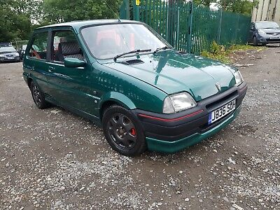 1991 rover metro gti good example 1.8 vvc spares or repairs