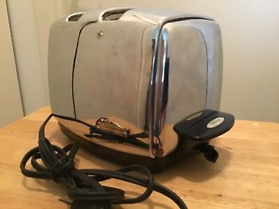Sunbeam Radiant Toaster Model T-35-1 Excellent Working Condition / All Original