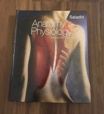 ANATOMY & PHYSIOLOGY: The Unity of Form and Function (Standalone ...