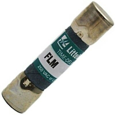 Littelfuse FLM-5 Type FLM Time Delay 250VAC Fuse, 5A