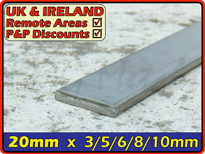 Stainless Steel Flat Bar ║ 18mm - 20mm wide ║ marine,strip,section,profile,sheet