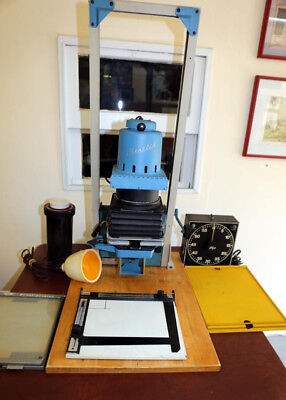 Beseler 23 C II enlarger in good working condition