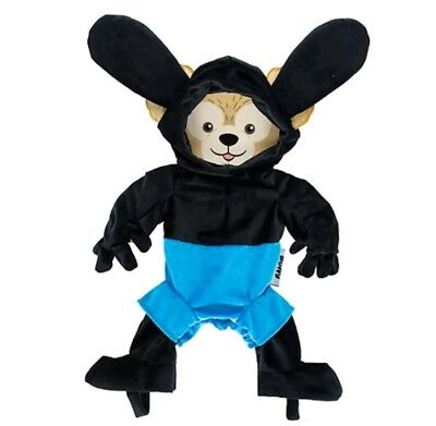 Disney Parks Duffy The Bear OSWALD The Lucky Rabbit Outfit Costume 17  Plush NWT  sc 1 st  PicClick : oswald the lucky rabbit costume  - Germanpascual.Com