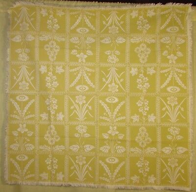 Folly Cove Tablecloth, New England Flowers, Louise Kenyon