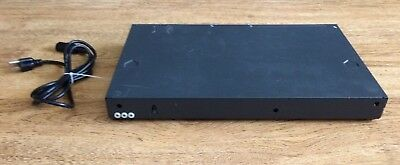 Cisco 2600 Series Model #2621 Router! Very Good Condition Except No Face Plate!