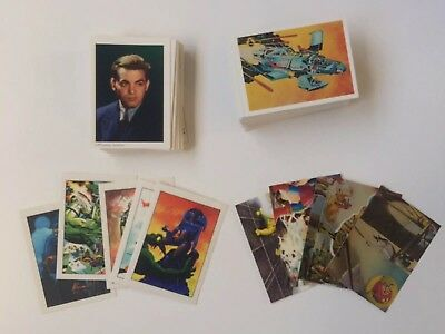 Comic Art Tribute To Jack Kirby + Unpublished Archives Complete Set +Chase Cards