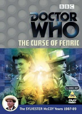 DOCTOR WHO The Curse Of Fenric (Region 4) DVD Sylvester McCoy