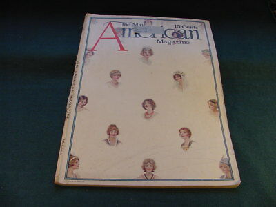 May 1914 The American Magazine James Montgomery Flagg I Should Say So