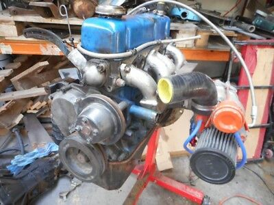 Datsun a12 120y 1200 engine and turbo