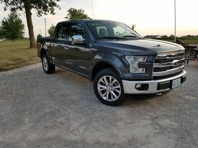 2015 Ford F-150 Lariat 2015 ford f-150