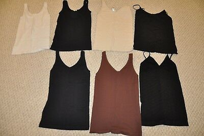 Anthropologie E by Eloise Cami Lot size Small