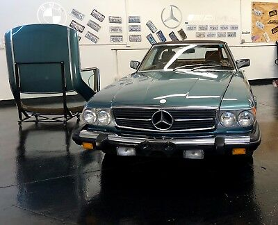 1982 Mercedes-Benz SL-Class  1982 Mercedes-Benz 280SL 86K Original Documented Miles Two Owners Since New!!