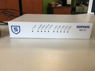 Sophos RED 15 - Great used condition