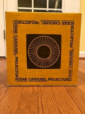 Kodak Carousel Projector 760H, All parts included