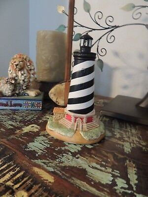 Lefton Historic American Lighthouse Collection - Cape Cod NEW in Box(1996) 00882
