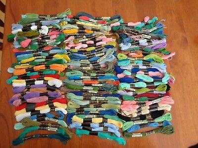 Assorted Embroidery Floss