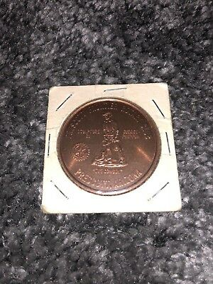 Prescott Frontier Rotary Club Trade Token 1979 Frontier Buck Sharlot Hall Museum