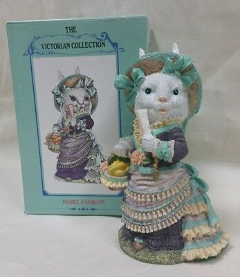 "The Victorian Collection ""Isobel Carrots"" Figurine"