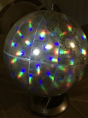 Replogle World Prism Series Globe 12 in Excellent used condition