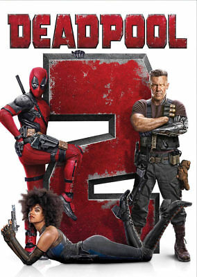 Deadpool 2 (Blu-Ray) Theatrical Disk Only Pre-Order. Ships Aug 23