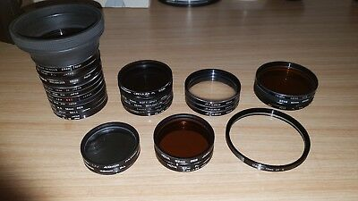 Bundle of numerous camera filters