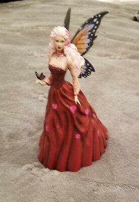 Nene thomas fairy figurine Captivated by Courage Hamilton collection #0402