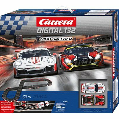 Carrera Digital 132, Startpackung, High Speeder, 30003 , Neu / OVP