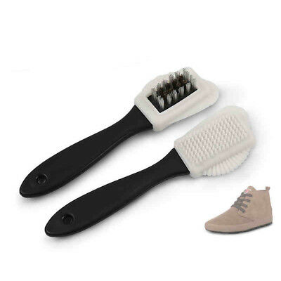 Suede Leather Nubuck Shoe Brush Stain Rubber Eraser Boot Cleaner Cleaning Home
