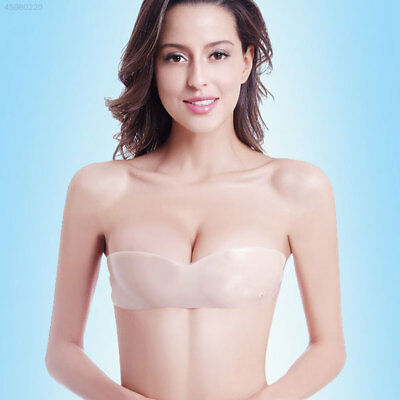 Adhesive Bra Invisible Bra LH Strapless Self-Adhesive Wings Soft Latest Stick