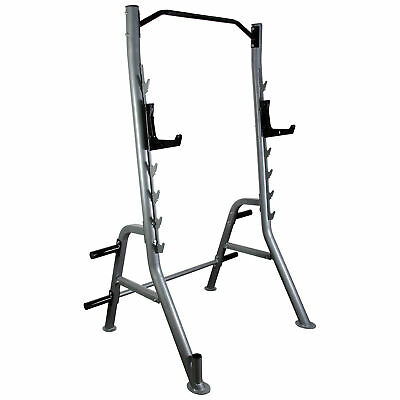Barbell Rack con Pull Up Bar I Squat Stand I Squat Rack I Barbell