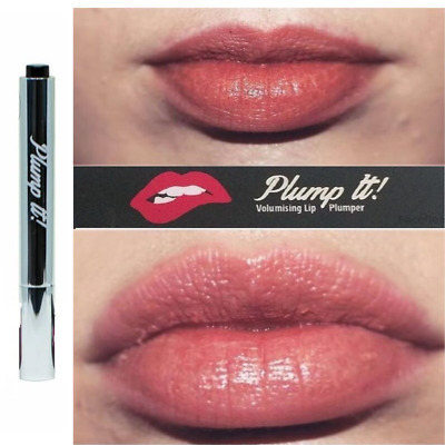 Plump It! Non-Surgical Lip Volumising Lip Plumper - FREE UK DELIVERY