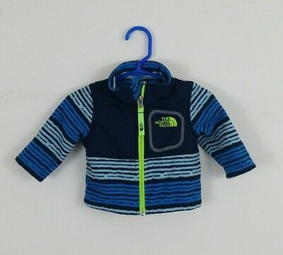 8edd20861 THE NORTH FACE Infant Plushee Bear Hoodie Royal Blue Size 0-3 Months ...
