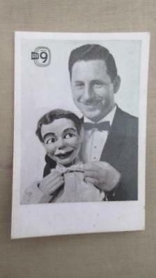Age Unknown Facsimilie Laminated Photo of Gerry Gee and Ron Blasket GTV 9