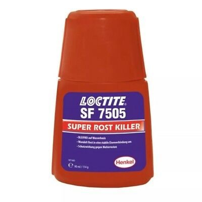 Loctite 7505 Converter of rust in the ground 90 ml