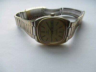 Vintage Omegs Seamaster Automatic Day&date Herrenuhr