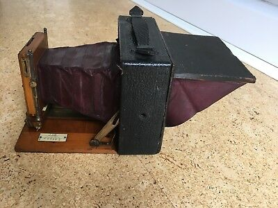 The Columbia Optical & Camera CS Pecto 1A Camera Manufactured About Year 1900
