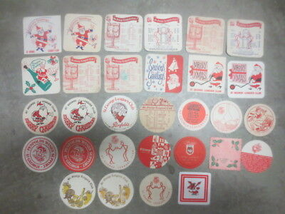 30 different St GEORGE RUGBY LEAGUES CLUB  Issue collectable COASTERS