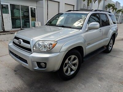 2006 Toyota 4Runner Limited 4dr Limited V6 Automatic RWD One Owner...Leather seats... Extra Clean SUV