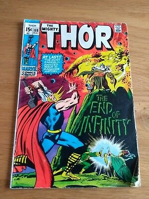 Thor 188 low to mid grade US issue