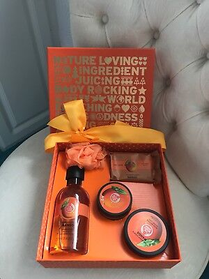 the body shop Mango Gift Set