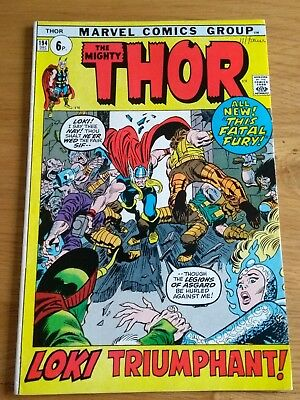 Thor 194 High grade issue