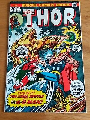 Thor 216 mid to high grade US issue