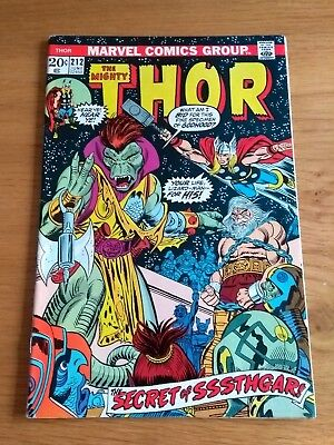 Thor 212 high grade US issue