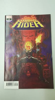 Marvel Comics: Cosmic Ghost Rider #2 - 2018 - BN Bagged and Boarded