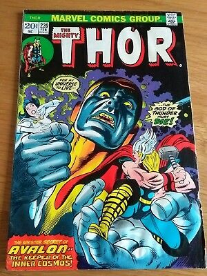 Thor 220 low grade US issue